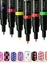 3d design nagel konst dekorationer verktyg pennor målning ritning penna uv gel design manikyr akryl färg kit uppsättning diy nagel verktyg