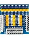 Multifuncțional gpio placă de adaptare scut adaptor pentru zmeura pi 3