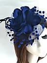 Diadema Pălărioare Pălării/Căciuli Voaluri Plasă 1 Bucată
