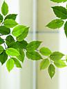 Copaci/Frunze Conteporan Autocolant Geam,PVC a vinyl Material fereastra de decorare