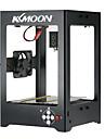 Kkmoon k2 1000mw mașină de gravat cu laser de mare viteză gravură gravură gravură mașină automată diy sculptură off-line operație