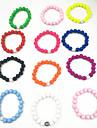 Pentru femei Bratari Strand Natură Prietenie La modă Vintage Confecționat Manual Reșină Circle Shape Bijuterii Pentru 1 buc