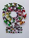 PVC Decoratiuni nunta-12 Piese Nuntă Zi de Naștere Bebeluș nou Logodnă Ceremonie Petrecere de zi de nastere Crăciun Casul/Zilnic