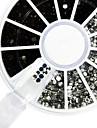 1 Manucure De oration strass Perles Maquillage cosmetique Nail Art Design