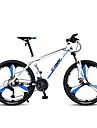 Velo tout terrain Cyclisme 27 Vitesse 26 pouces/700CC SL-TS-38-9 Frein a Disque Fourche de suspension Cadre en Alliage d\'Aluminium