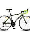 Velo de voyage Cyclisme 21 Vitesse 26 pouces/700CC Shimano Frein en V Sans Amortisseur Cadre en Alliage d\'Aluminium Ordinaire Antiderapant