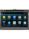 Rungrace 8 inch android6.0 masina dvd player suport hd1080p oglinda link tpms ada gps pentru skoda octavia vw golf / polo rl-521agn06