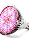 50W E27 LED Creșterea Plantelor 120 SMD 5730 4000-5000 lm Alb Cald Roșu Albastru UV (Fosforescentă) V 1 bc