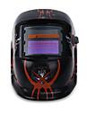 modele de tigre auto obscurcissement casque de soudure arc tig mig rectification de plasma