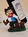 Rafturi de Vin Lemn,17*12*22CM Vin Accesorii