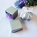 Trg korist kutija u biser srebra (set od 24)
