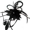 Žene Pero Glava-Vjenčanje Special Occasion Neformalan Outdoor Fascinators Cvijeće