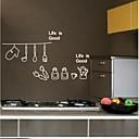 kuhati dekorativnih zidnih naljepnica (0565-1105061)