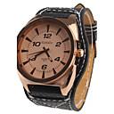 ファッションの女の子の女性の腕時計黒腕時計バンドゴールドのダイヤル9317