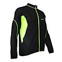 JAGGAD® Biciklistička jakna Muškarci Dugi rukav Bicikl Vjetronepropusnost Jakna / Vjetronepropusne jakne / Majice Polyester KolažProljeće