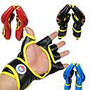 Boxovací rukavice Bez prstů Vše Nositelný Box Červená / Černá / Modrá