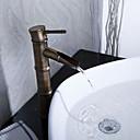 Koupelnové baterie Sprinkle®  ,  Starožitný  with  Starožitný bronz Jeden kohoutek S jedním otvorem  ,  vlastnost  for Baterie na střed