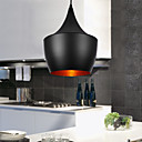 Max 40W Modern/Contemporary / Retro Mini Style Painting Pendant Lights Living Room / Bedroom / Dining Room