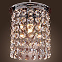 Max 40W Modern/Comtemporary Crystal / Mini Style / Bulb Included Electroplated Privjesak SvjetlaLiving Room / Dining Room / Study