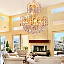 luxusní křišťálový lustr se 7 světly