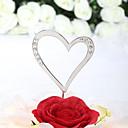 Figure za torte Non-personalizirane Hearts Vjenčanje / Godišnjica / Bridal Shower / Sretan 16.! / Rođendan Umjetno drago kamenje Pink