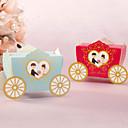 12 kom / set nositelj uslugu - kreativni kartice papir milost kutije slatka prijevoz obliku