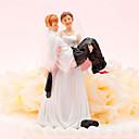 ケーキトッパー 非パーソナライズ 面白い 樹脂 記念日 / 結婚式 PVCバッグ