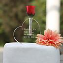 ケーキトッパー あり ハート クリスタル 結婚式 / 記念日 / ブライダルシャワー / 誕生日 クラシックテーマ ギフトボックス