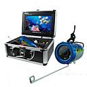 """7 """"TFT LCD video kamera sustav fishfinder HD 600tv linije podvodnom kamerom"""