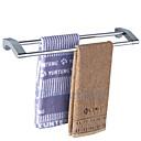 """Tyč na ručníky Chrom Na ze´d 585 x 120mm (23 x 4.7"""") Nerez Moderní"""