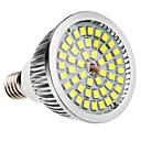 E14 6W 580-650LM 48x2835SMD 5800-6500K Přirozené bílé světlo LED bodová žárovka (110-240V)