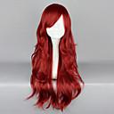 Red Passion 65cm Gothic Lolita Wig