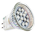 1W GU4(MR11) LEDスポットライト MR11 14 SMD 3528 lm レッド 交流220から240 V