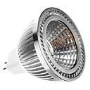 6W GU5.3(MR16) LED reflektori MR16 1 COB 400 lm Toplo bijelo DC 12 / AC 12 V