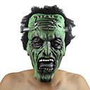 Mask Čudovišta Festival/Praznik Halloween kostime Zelen Jednobojni Mask Halloween Uniseks Lateks