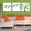 Protezala Canvas Art Botanički Tree Set od 3