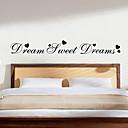Dream Sweet Dreams Wall Sticker