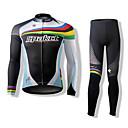 SPAKCT ultra - tanka biciklistička odijela, poliester i poliamid, dugih rukava (gornji i donji dio)