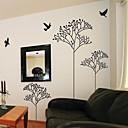 Sprining strom a Bird Samolepky na stěnu