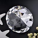 dary družička dar osobní diamant ve tvaru krystalu památku