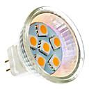 daiwl MR11 0.8w 6x5050smd 50-70lm 3000K topla bijela svjetlost LED spot žarulja (12V)