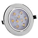 10W 9-LED visoke snage 720LM 3000K Warm White Light LED žarulja oblaka (220-240V)