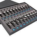 22pcsステンレス鋼の入れ墨の先端の完全なサイズをdragonhawk®