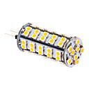 5W G4 LEDコーン型電球 T 66 SMD 3020 380 lm 温白色 DC 12 V