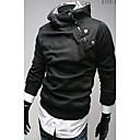 ZHELIN Kos Zipper Collar zadebljana Fleece Hoodie Dlaka