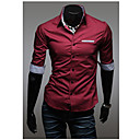 Men's 1/2 Length Sleeve Shirt