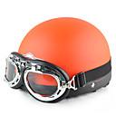 módní Harley Style ABS Materiál motocyklu poloviny helmu (volitelné barvy)