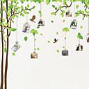 Foto zidne naljepnice, Botanički Tree Ptice Sweet memorije
