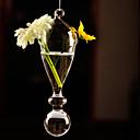 花瓶(ホワイト,ガラス) -ガーデンテーマ 無し
