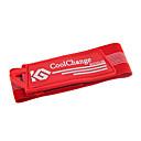 CoolChange Biciklizam Red Reflektirajuća Elastic Hlače Band